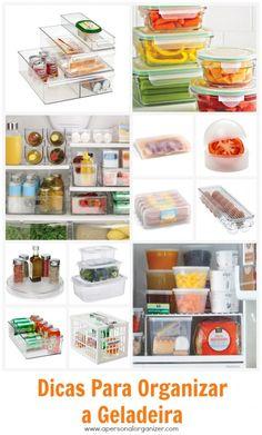 Dicas de Organização Para a Cozinha – O Refrigerador
