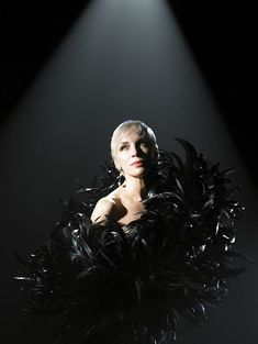 New photographs by Mike Owen - Annie Lennox