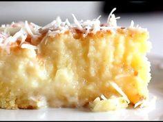 Bolo Gelado diferente do bolo gelado tradicional, com certeza muito mais gostoso, experimente essa receita e tenho certeza sua família vai adorar! Ingredient...