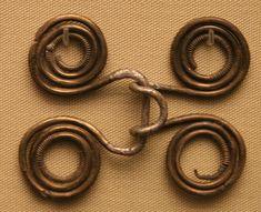 Silver Clasp  British Museum no info