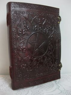 Book of Shadows:  Celtic Design Embossed Book of Shadows.
