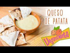 Queso Vegano de Patata - Recetas Veganas - Veganamente - YouTube