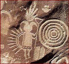 the anasazi spiral