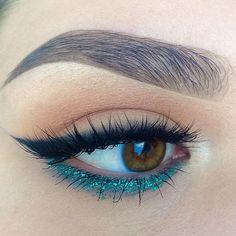 Kaitlyn Nguy @kaitlyn_nguy @makeupgeek creme...Instagram photo | Websta (Webstagram)