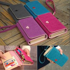 Smartphone and more Wallet