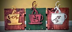 Handmade rustic coffee mug holder: asking $35. If interested email me at rusticdecorstore84@gmail.com