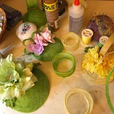 Fascinators and Hats by Arlene Cano: Arlene's Original Designs New line, new ideas, tak...