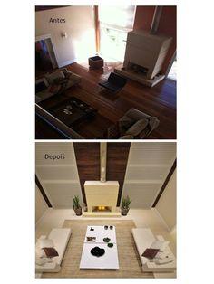 Sala de lareira