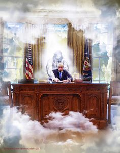 Inauguration Digital Art by Ricardo Colon Jon Mcnaughton, Trump Picture, Pictures Of Jesus Christ, 12 Tribes Of Israel, Lds Art, Trump Is My President, Prophetic Art, Papa Francisco, God Bless America