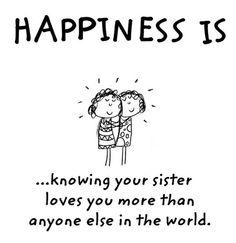 Love my sisters..