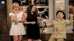 2 Broke Girls - Episode 6.01 - 6.02 - Promotional Photos & Press Release