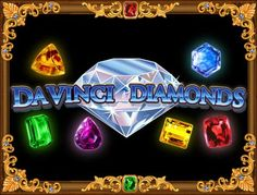 Mobile casino and online casino - Play casino games in your mobile and online | Leo Vegas Casino - Davinci Diamonds - www.leovegas.com/en