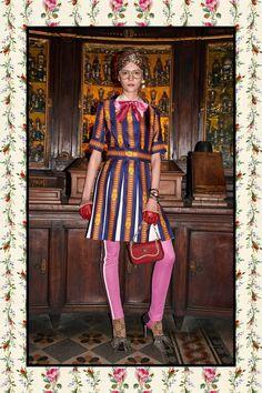 Gucci Autumn/Winter 2017 Pre-Fall Collection