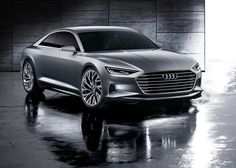 Audi Prologue concept goes for A9, we give it a ten [w/video]