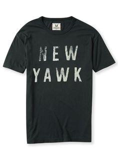 New Yawk Tee Shirt Product Image