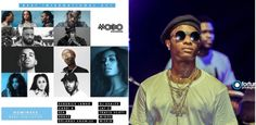 Wizkid Defeats Drake, Jay-Z, Kendrick Lamar, Migos & Others At MOBO Awards 2017 – See Full List Of Winners