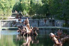 Las fuentes de La Granja San Ildefonso 85882