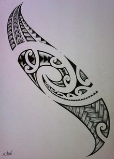 tatooage maori Badass Tattoos, Body Art Tattoos, Sleeve Tattoos, Tatoos, Hawaiian Tribal Tattoos, Tribal Arm Tattoos, Polynesian Tattoos, Los Mejores Tattoos, Tribal Drawings
