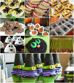 Halloween Party Food Ideas that are gross, creepy, and fun!