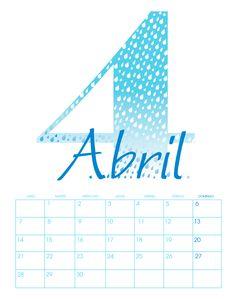 Abril aguas mil!
