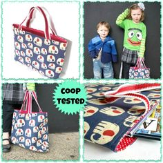Tote From One Busy Sloth