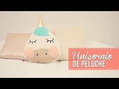 Haz un cojín de unicornio! - YouTube