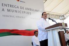 PozaRica Fortalecemos el sistema de salud para transformar a Veracruz y a México: JD