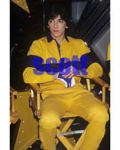 SCOTT BAIO #337,CANDID PHOTO,closeup,HAPPY DAYS,charles in charge