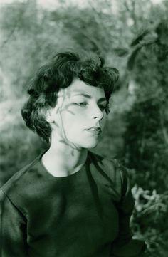 Emmet Gowin - Edith, Danville (Virginia), 1963. Cortesía de Pace/MacGill Gallery, Nueva York.