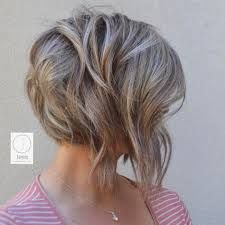 Bilderesultat for short bob hair color ideas