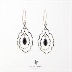Gemstone Earrings, Drop Earrings, Gemstones, Unique, Silver, Jewelry, Jewlery, Gems, Jewerly