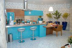 Cozinha Moderna Colorida