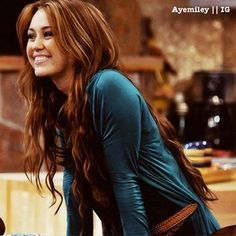 Miley Cyrus In Hannah Montana