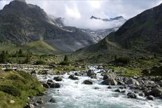 Zillertal Alps, Austria  Another great hike in the alps