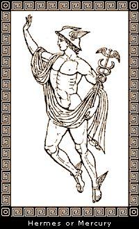 Greek Mythology: Hermes