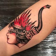 "684 Me gusta, 11 comentarios - Julian Frogon (@julianfrogon) en Instagram: ""At #OnlyTattooBarcelona @blessedtattoozgz #tattoo #tattoos #tattooart #colortattoos…"""