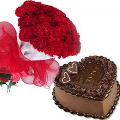 Heart shape Cake and Rose to Pune delivery. Fast and same day gifts delivery to all location in Bangalore delivery.  Visit our site : www.puneflowersdelivery.com/flowers/flowers-with-cakes-delivery.html