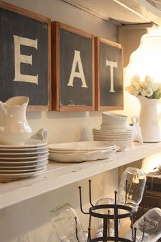 Rustic kitchen design room design home design decorating before and after house design Home Design, Diy Design, Interior Design, Design Ideas, Interior Decorating, New Kitchen, Vintage Kitchen, Kitchen Decor, Kitchen Art