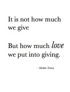 in giving and receiving #inspiration #love #giving #receiving #quotes #yoga