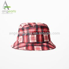 Check out this product on Alibaba.com APP Check pattern bucket hat  fisherman fishing hat e452b77efca2