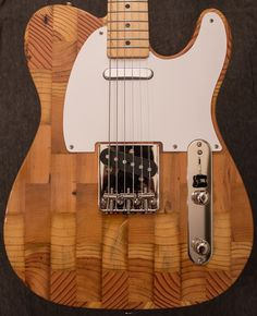 Wallace Detroit Guitars – Inventory