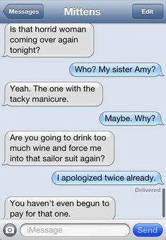 These Hilarious text messages are going to make you laugh out loud.