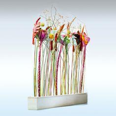 Two Faces of Floral Design by Gregor Lersch, Klaus Wagener Gregor Lersch, Flora Design, Flower Artists, Simple Flowers, Art Floral, Ikebana, Flower Power, Floral Arrangements, Bouquets