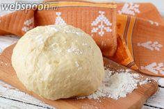 Фото Швейцарское постное песочное тесто