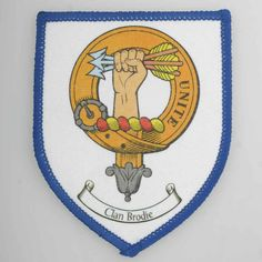 Clan sew on patch