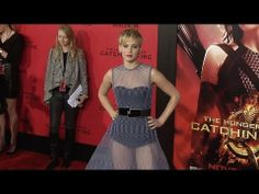 The Hunger Games: Catching Fire Los Angeles Premiere (playlist)