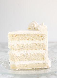 velvety soft white cake