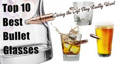 bullet glasses gift ideas whiskey scotch wine novelty surprise elegant best unique good design for dad him coworker brother friends top 10