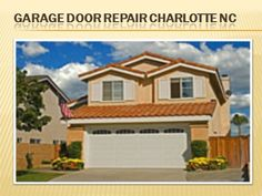 Https://flic.kr/p/BVrYkG | Garage Door Repair Charlotte