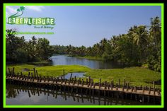 #Kerala is the land of #Kera - Cocunut Tree  #Backwaters - #Speciality of #Kerala   http://www.greenleisuretours.com/Houseboat-Honeymoon-Specials.php  Reach us GreenLeisure Tours & Holidays for any #Kerala #Tour #Packages   www.greenleisuretours.com  Like us & Reach us https://www.facebook.com/GreenLeisureTours for more updates on #Kerala #Tourism #Leisure #Destinations #SiteSeeing #Travel #Honeymoon #Packages #Weekend #Adventure #Hideout — at Cochin.